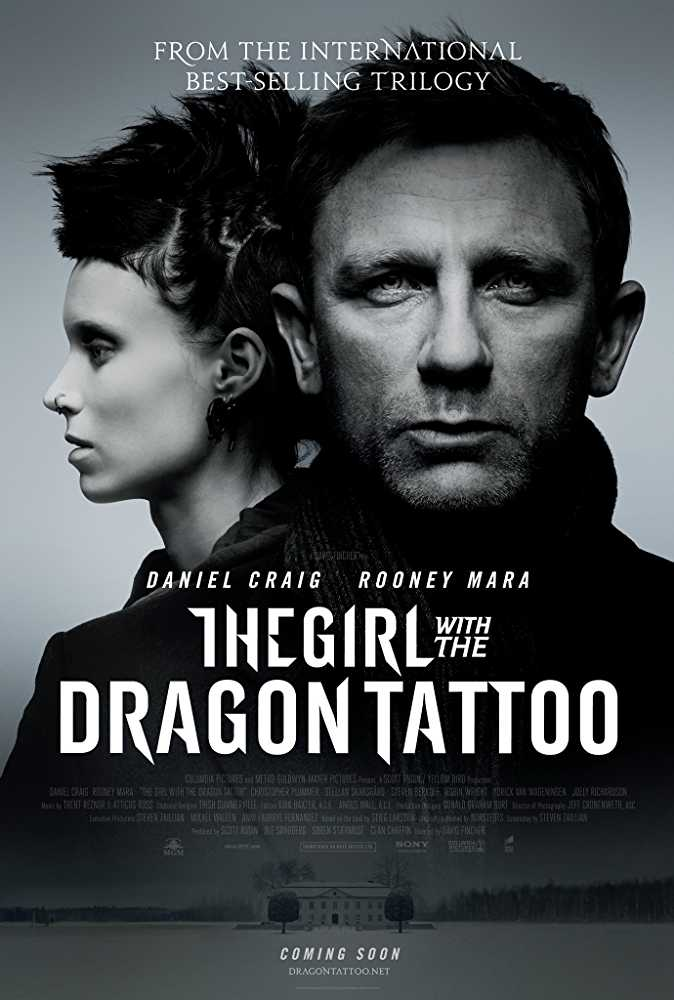 The Girl with the Dragin Tattoo Movie