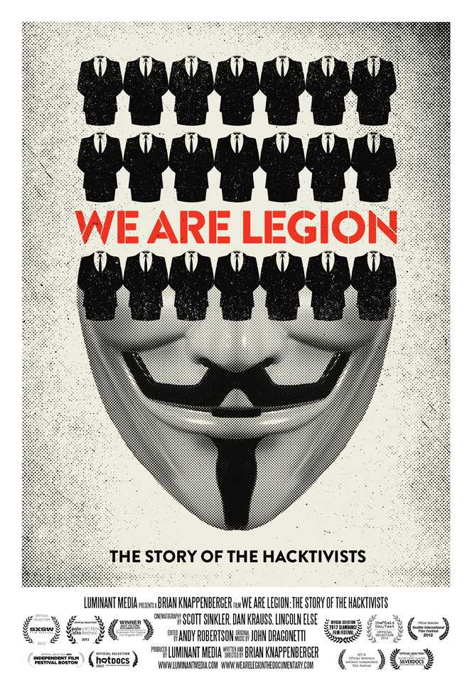 We Are Legion Movie